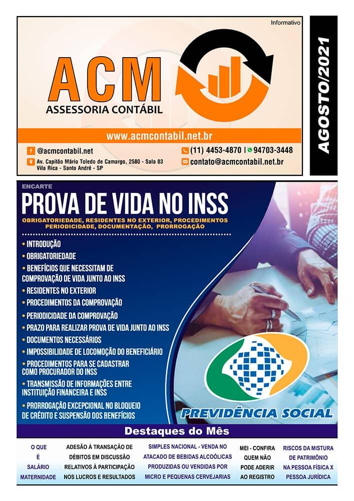 Acm Agosto Min - ACM ASSESSORIA CONTÁBIL